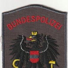 Militaria: AUSTRIA - POLICIA (PARCHE - PATCH - ÈCUSSON) . Lote 183855426