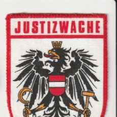 Militaria: AUSTRIA - POLICIA (PARCHE - PATCH - ÈCUSSON) . Lote 183855451