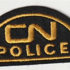 Militaria: CANADA - POLICIA (PARCHE - PATCH - ÈCUSSON) . Lote 183855681