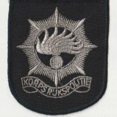 Militaria: HOLANDA - POLICIA (PARCHE - PATCH - ÈCUSSON) . Lote 183856927