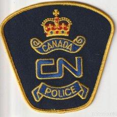 Militaria: CANADA - POLICIA (PARCHE - PATCH - ÈCUSSON) . Lote 184139090