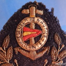 Militaria: MARINA MERCANTE. ESCUELA DE NÁUTICA DE ALICANTE.. Lote 188822870