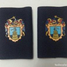 Militaria: HOMBRERAS MANGUITOS POLICIA LOCAL. Lote 189231416