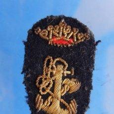 Militaria: MARINA DE GUERRA. ARMADA ESPAÑOLA. CONTRAMAESTRE. ÉPOCA DE FRANCO. Lote 189271110