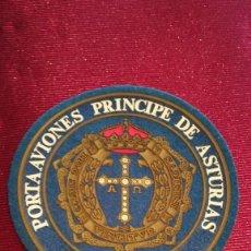 Militaria: PARCHE R-11 PORTAAVIONES PRINCIPE DE ASTURIAS. Lote 190358502