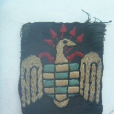 Militaria: DIVISION AZUL : PARCHE DEL SEU ( SINDICATO ESPAÑOL UNIVERSITARIO ) DE DIVISIONARIO. Lote 190466472