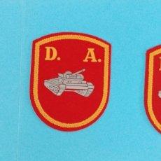 Militaria: 3 PARCHES MILITARES. Lote 190553627