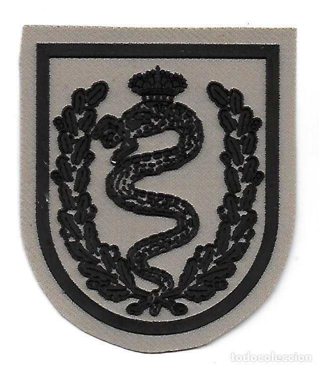 PARCHE CABALLERIA BRIGADA CASTILLEJOS ARIDO (Militar - Parches de tela )