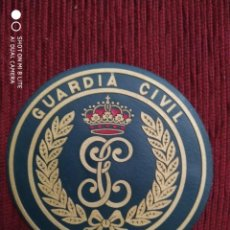 Militaria: PARCHE EMBLEMA DISTINTIVO GUARDIA CIVIL ARS POLICIA BENEMÉRITA. Lote 191929817