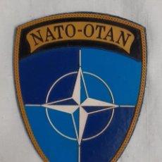 Militaria: PARCHE OTAN NATO AFGANISTAN. Lote 234440330