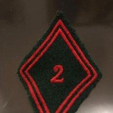 Militaria: PARCHE COLECCION MILITAR. Lote 193282455
