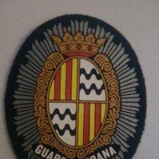 Militaria: PARCHE POLICIA LOCAL MUNICIPAL GUARDIA URBANA BADALONA CATALUÑA. Lote 194240398