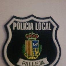 Militaria: PARCHE AÑOS 80 POLICIA LOCAL MUNICIPAL PALLEJA CATALUÑA. Lote 194240955