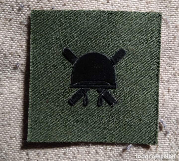 PARCHE SOLDADO POLICIA MILITAR (Militar - Parches de tela )