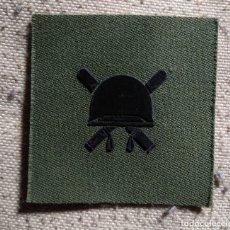 Militaria: PARCHE SOLDADO POLICIA MILITAR. Lote 194342213