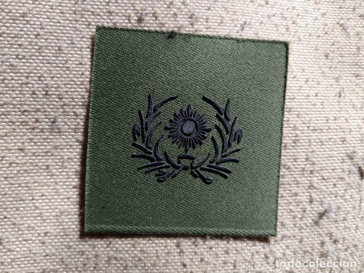PARCHE SOLDADO INTENDENCIA (Militar - Parches de tela )