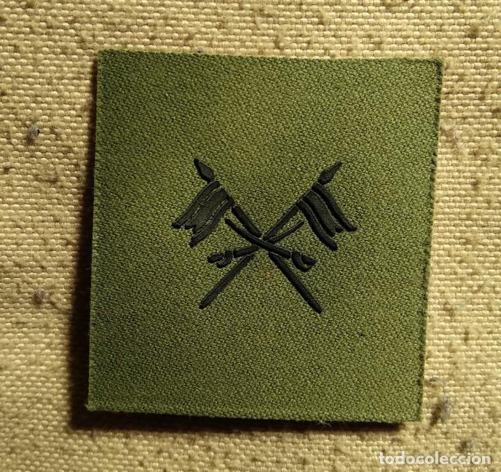PARCHE SOLDADO CABALLERIA (Militar - Parches de tela )