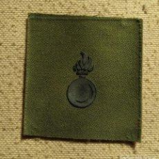 Militaria: PARCHE SOLDADO ARTILLERIA. Lote 194342581