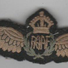 Militaria: ANTIGUO PARCHE DE PILOTO DE LA RAAF- AUSTRALIA. Lote 194404746