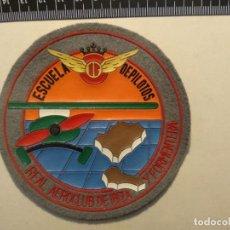 Militaria: PARCHE ESCUELA PILOTOS IBIZA Y FORMENTERA. Lote 194515266