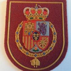 Militaria: PARCHE EMBLEMA DE BRAZO A COLOR GUARDIA REAL FELIPE VI. Lote 194692475