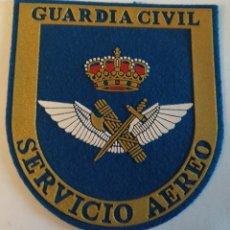 Militaria: PARCHE EMBLEMA DE BRAZO DEL SERVICIO AÉREO DE LA GUARDIA CIVIL. Lote 194733870