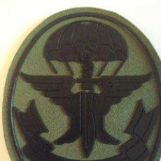 Militaria: PARCHE EMBLEMA DE BRAZO VERDE CÍA ZAPADORES. Lote 194734858