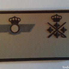 Militaria: PARCHE EMBLEMA DE PECHO CON VELCRO ÁRIDO DE GENERAL DEL AIRE. Lote 194755070