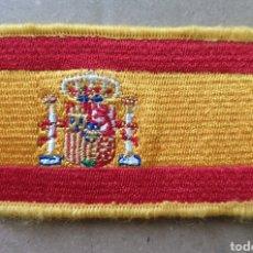 Militaria: PARCHE MILITAR BANDERA DE ESPAÑA. Lote 194777847