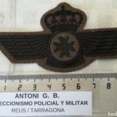Militaria: PARCHE DE PECHO ROQUISQUI EJÉRCITO DEL ÁIRE SANIDAD ESPAÑA. Lote 194780005