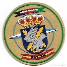 Militaria: PARCHE ET PRT XII HERAT BRILAT MISION INTERNACIONAL ISAF. Lote 194913781