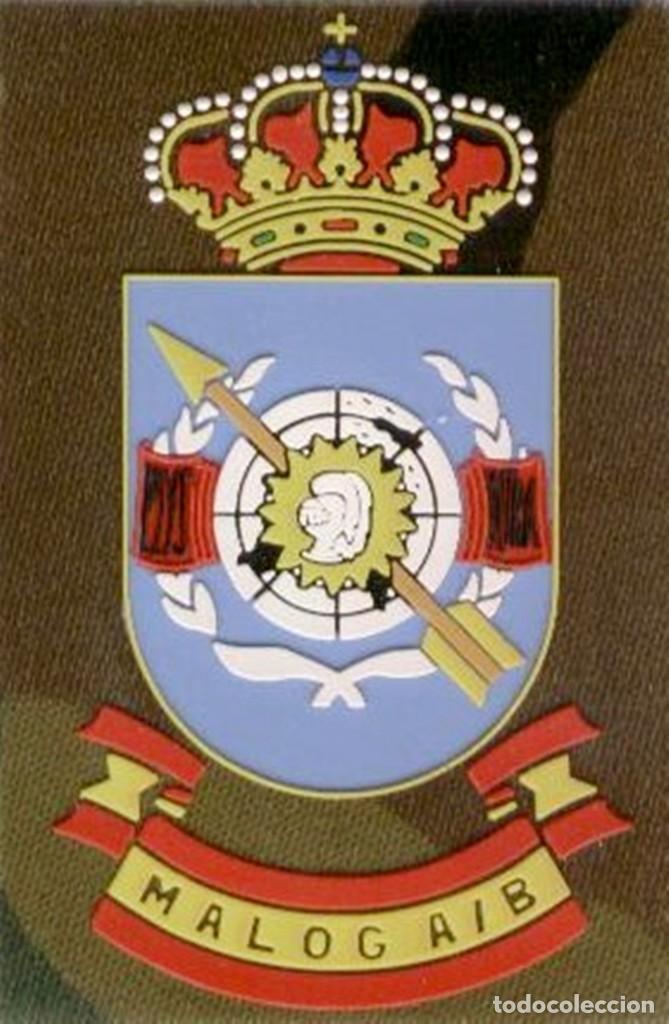 PARCHE MISION INTERNACIONAL MALOG A/B BOSNIA (Militar - Parches de tela )