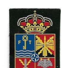 Militaria: PARCHE MISION INTERNACIONAL AGT VALENCIA KSPFOR KSOVO. Lote 194915005