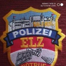 Militaria: PARCHE POLICIA AUSTRIA LOCAL MUNICIPAL. EMBLEMA, ESCUDO POLICIAL. Lote 195476633