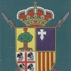 Militaria: PARCHE MISION INTERNACIONAL ASPFOR XVI ISAF BRIGADA ARAGON MONTAÑA. Lote 195531202