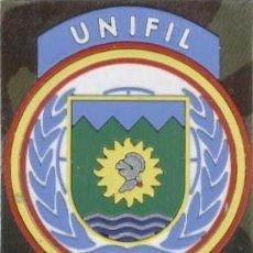 Militaria: PARCHE MISION INTERNACIONAL ALOG LIBANO UNIFIL. Lote 208588895