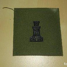 Militaria: PARCHE INGENIEROS EJERCITO AÑOS 80. Lote 196174170