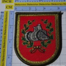Militaria: PARCHE MILITAR. EJÉRCITO ESPAÑOL. DIVISIÓN ACORAZADA. TANQUE CARROS COMBATE. Lote 221658915