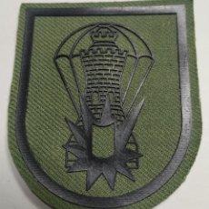 Militaria: PARCHE EMBLEMA DE BRAZO VERDE BRIPAC EQUIPO DESACTIVACIÓN EXPLOSIVOS BON DE INGENIEROS. Lote 269208303