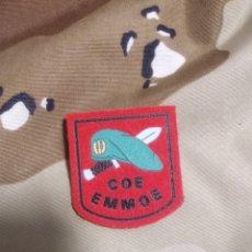 Militaria: PARCHE COE EMMOE RARO. Lote 198050117