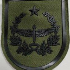 Militaria: PARCHE EMBLEMA FAMET CUARTEL GENERAL SIN CORONA VERDE. Lote 211653128