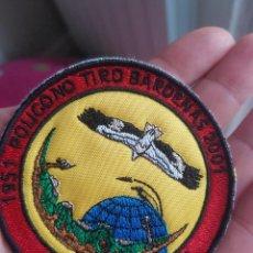 Militaria: PARCHE EJERCITO DEL AIRE ACAR BARDENAS CINCUENTA AÑOS. Lote 210760274