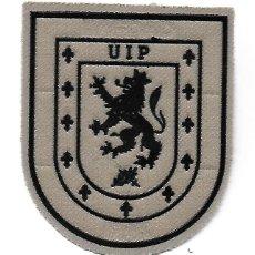 Militaria: PARCHE POLICIA NACIONAL UIP EN IRAQ ARIDO. Lote 201258995