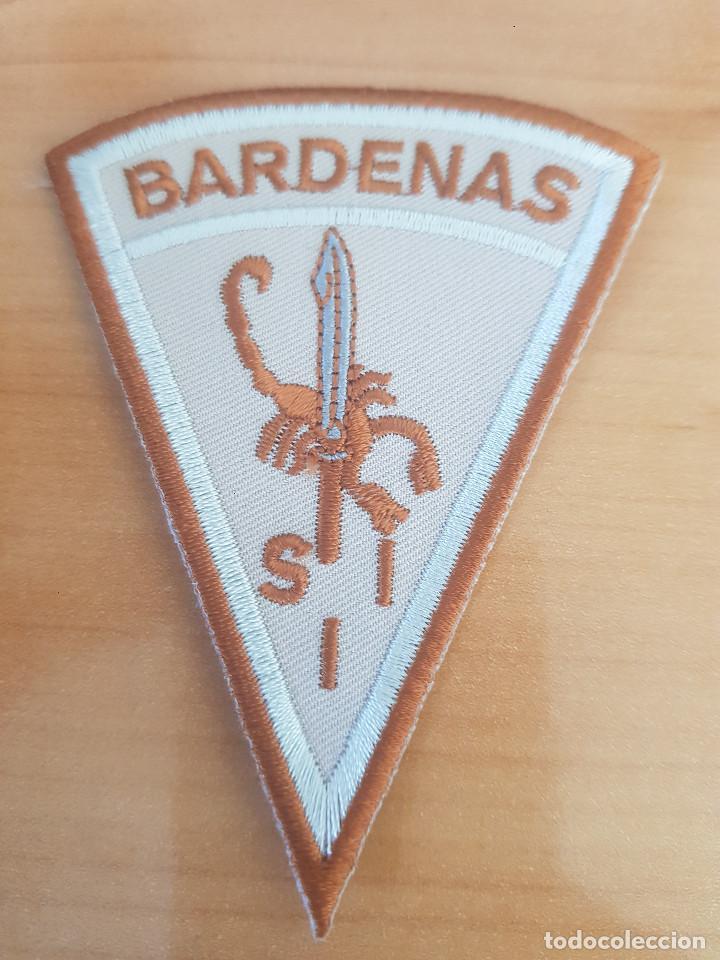 EJERCITO DEL AIRE BARDENAS (Militar - Parches de tela )