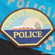 Militaria: PARCHE POLICIA. CITY OF PHOENIX POLICE (OREGON-ESTADOS UNIDOS). Lote 28383638