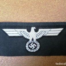 Militaria: INSIGNIA-PARCHE DE UNIFORME ALEMÁN - II GUERRA MUNDIAL. Lote 205599785