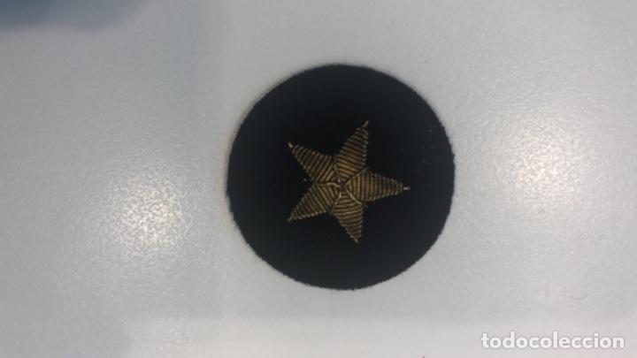 PARCHE PARA OFICIAL KRIEGSMARINE TOTALMENTE ORIGINAL DE EPOCA (Militar - Parches de tela )