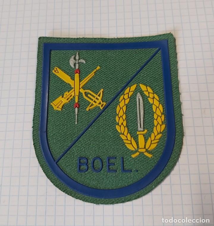 PARCHE DE BRAZO DE LA LEGIÓN BOEL (Militar - Parches de tela )