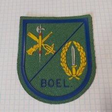 Militaria: PARCHE DE BRAZO DE LA LEGIÓN BOEL. Lote 206802630