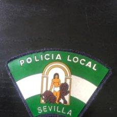 Militaria: PARCHE POLICIA LOCAL SEVILLA. Lote 207089923